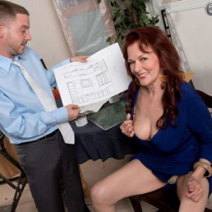Nude milfs in office interesting message