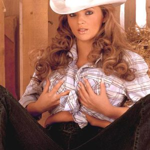 Cowgirl in jeans nude pics have