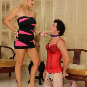 Junior recommend best of hubby cuckold crossdressing