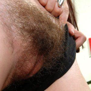 First timer European females unbutton and showcase off their naturally unshaven muffs