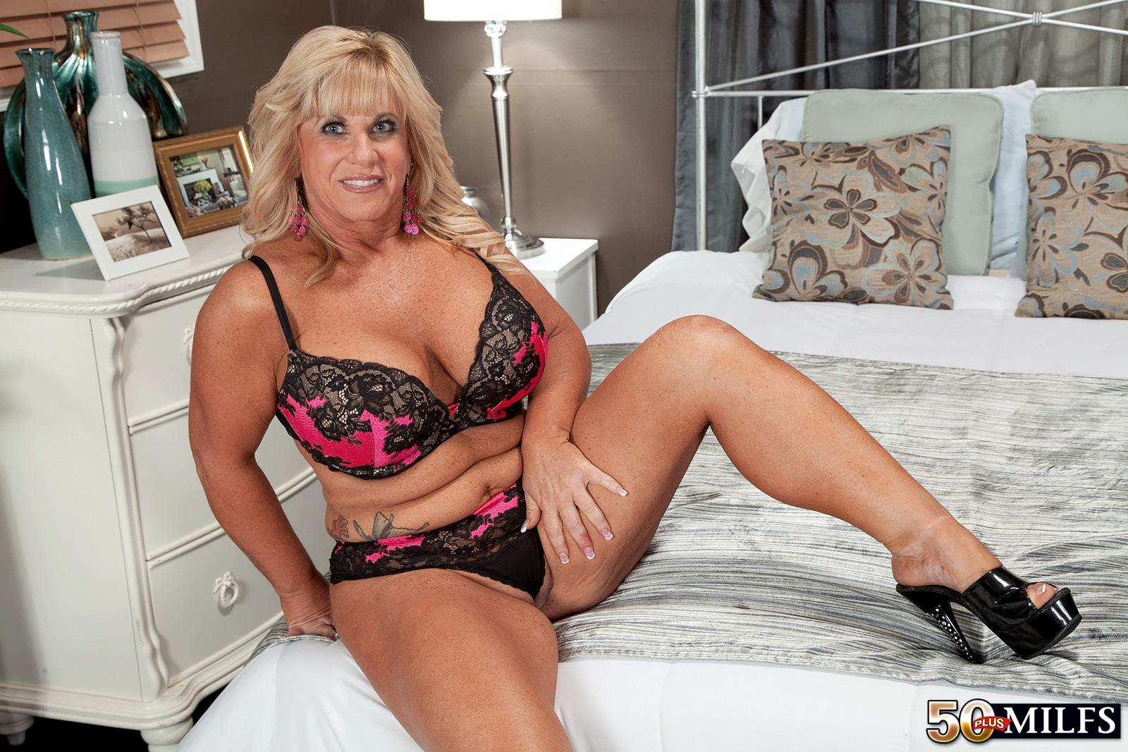 All Over 50 Nude Pics round over 50 yellow-haired milf zena rey revealing enormous