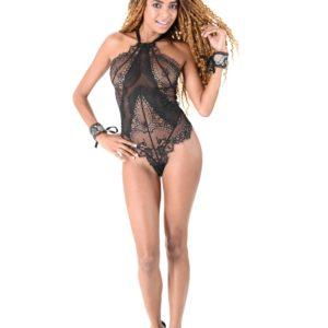Brazilian solo female Luna Corazon Deep throats a dildo after taking off semi-transparent lingerie